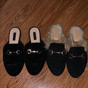 SliP on Loafers Mules